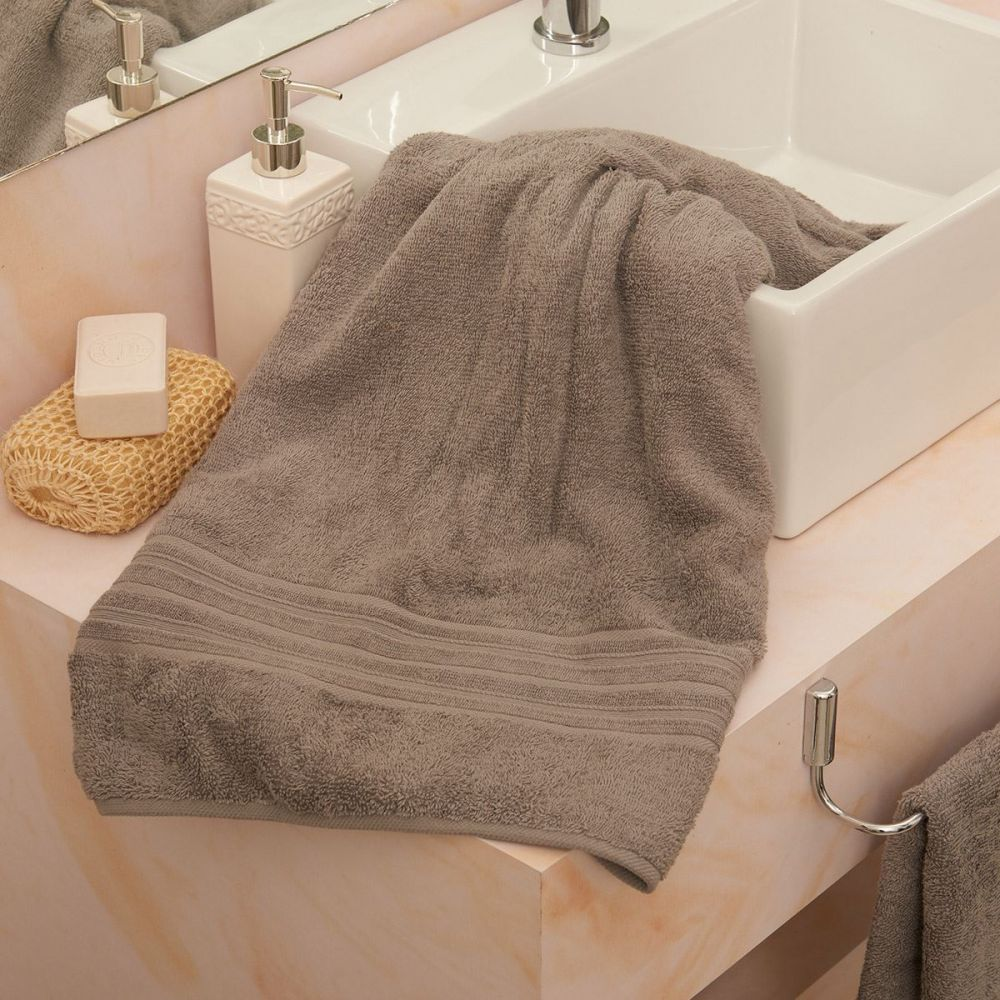 Toalha de Banho Maxy Karsten - Cinza