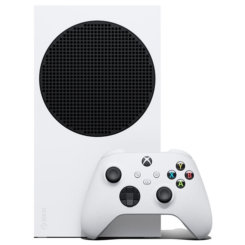 Vídeo Game Xbox Series S Microsoft 512Gb - Bivolt