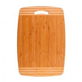 Tábua Para Corte Retangular Finecasa - Bambu Ecológico