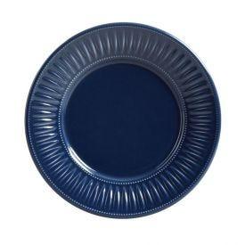 Prato Sobremesa Daisy 20,5Cm - Azul