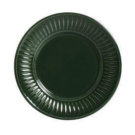 Prato De Sobremesa Porto Brasil Daisy 20,5Cm - Verde
