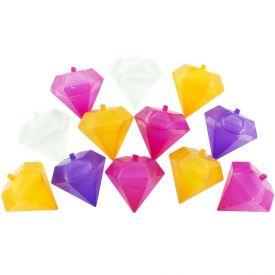 Jogo Gelo Ecologico Diamante Western 12Pc - Diamante