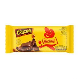Tablete Garoto Crocante 90G - 90g