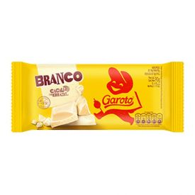 Tablete Garoto Chocolate Branco 90G - 90g