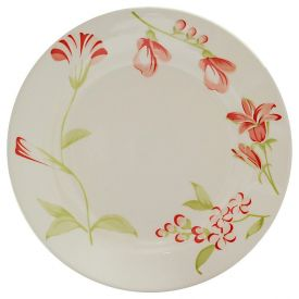 Prato Raso Donna Lia - Cerâmica