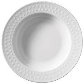 Prato Fundo Porcelana Lirio 20Cm - Porcelana
