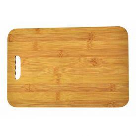 Tabua Corte Bambu 20X30x8cm - Bambu
