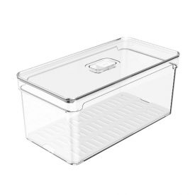 Organizador Clear Fresh 5L - Natural