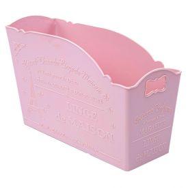 Caixa Organizadora Paris 2,5L - Rosa