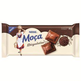 Tablete Moca Brigadeiro 90G - 90g