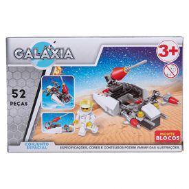 Blocos Hme1390 Galaxia Pequeno - HME1390