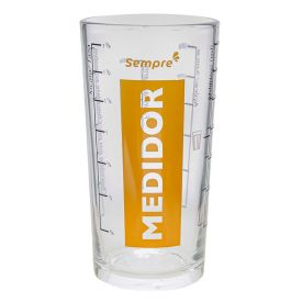 Copo Medidor Sempre 390Ml - Vidro