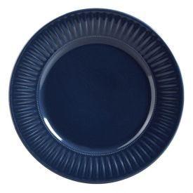 Prato Raso Daisy 26Cm - Azul