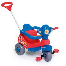Triciclo 958 Velocita Azul/Vermelho - 958