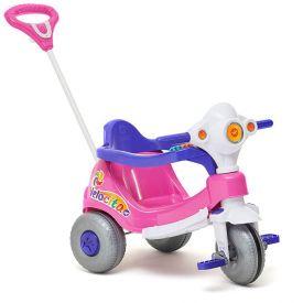 Triciclo 1015 Velocita Rosa/Roxo - 954