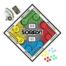 Jogo A5065 Sorry - A5065