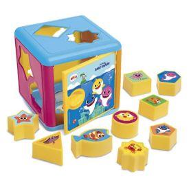 Cubo De 1184 Encaixes- Baby Shark - 1184
