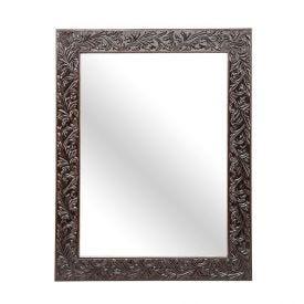 Espelho Liso 25X35cm - Tabaco