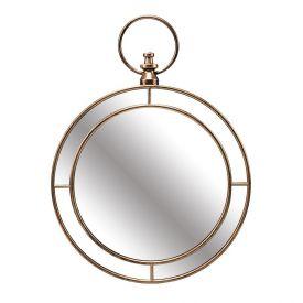 Espelho Conthey Nordic 59Cm - Ouro Velho