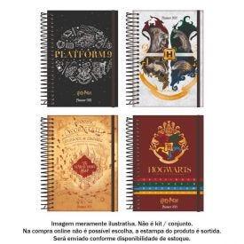 Agenda Espiral Planner Harry Potter Jandaia - 67052-21