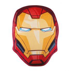 Almofada Infantil Avengers Iron Man Lepper - Vermelha