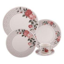 Aparelho De Jantar Havan Casa Bella 20 Peças - Cerâmica