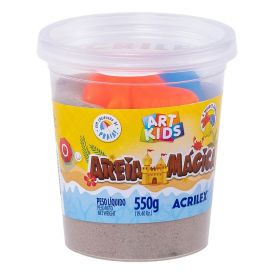 Areia Mágica 550 Gramas Natural Acrilex - 987