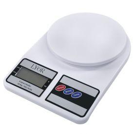 Balança De Cozinha Lyor Digital 10Kg - Branco