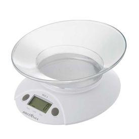Balança Para Cozinha Bcz5 Capacidade De 5Kg Britânia - DIVERSOS