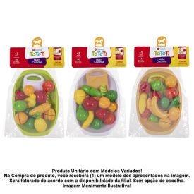 Bandeja Com Frutas E Legumes Nutri Cozinha Ta Te Ti - 303