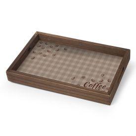 Bandeja De Café Sem Pé Stolf - Coffee