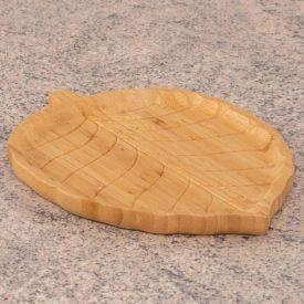Bandeja Folha 39,2cm Finecasa - Bambu