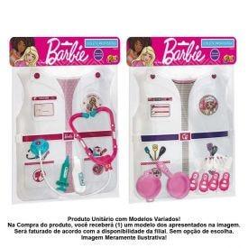 Barbie Colete Profissões Fun - F0007-9