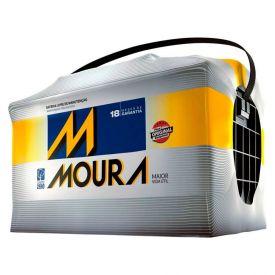 Bateria Automotiva 12V/60Ah Moura M60gd Sli - 12003677