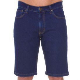 Bermuda Jeans Five Pockets Marc Alain Azul