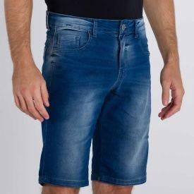 Bermuda Jeans Skinny Média Rock&Soda Blue Medio