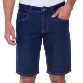 Bermuda Stone Jeans Marc Alain Blue