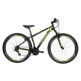 Bicicleta Aro 29 Velox 2020 Caloi - Preto e Verde