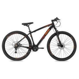 Bicicleta Aro 29 Venice 1.0 Preto E Laranja Mormaii - 2012104