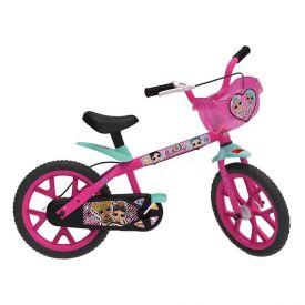 Bicicleta Infantil Bandeirante Lol Aro14 - 3302