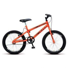 Bicicleta Juvenil Aro 20 Max Boy Colli Laranja - 106_12D