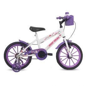 Bicicleta Mormaii Infantil Aro16 Feminino Next - 39-040