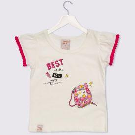 Blusa de Bebê Best 90's Yoyo Baby Natural