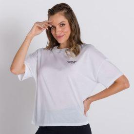 Blusa de Malha + Silk Frontal Scream Branco