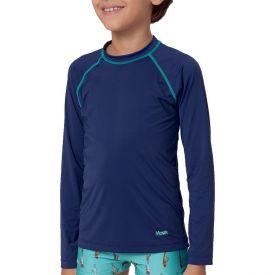 Blusa Infantil Lisa UV Mash