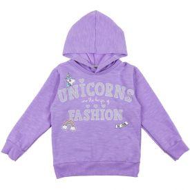 Blusão 4 ao 10 Unicorns Fashion Fakini Lilas