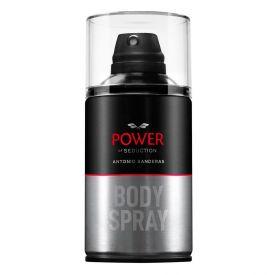 Body Spray Power of Sedution Antonio Banderas - 250ml