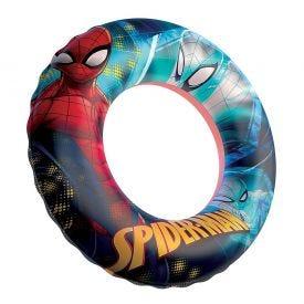 Boia Circular Inflável 60cm Spiderman Etitoys - DYIN-027