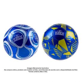 Bola De Futebol Metálica N5 - Fut-Metal