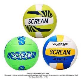 Bola Para Volei N5 Scream - Sortido